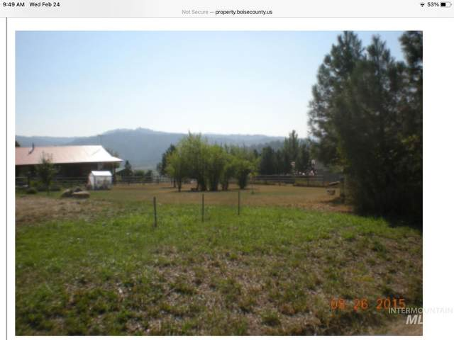 Lot 11 Packer John Dr, Garden Valley, ID 83622 (MLS #98795296) :: Michael Ryan Real Estate
