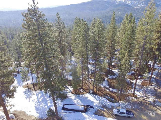 Lot 2 Tamarack, Idaho City, ID 83631 (MLS #98796501) :: Bafundi Real Estate