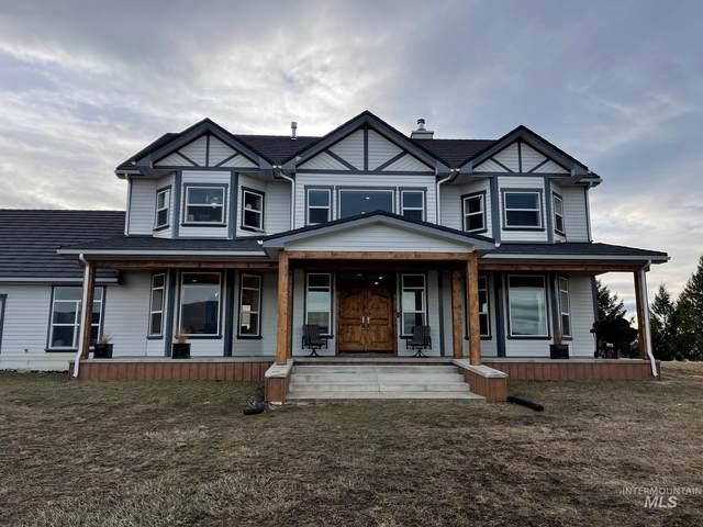 192 Golden Acres Dr, Grangeville, ID 83530 (MLS #98796806) :: Bafundi Real Estate