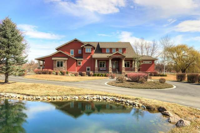 3200 N Glen Stuart, Eagle, ID 83616 (MLS #98796974) :: Team One Group Real Estate