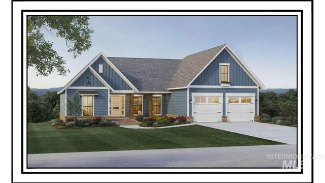 1331 Lande, Moscow, ID 83843 (MLS #98797262) :: Epic Realty