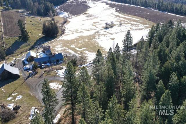 1220 Rock Creek, Potlatch, ID 83855 (MLS #98797599) :: Story Real Estate