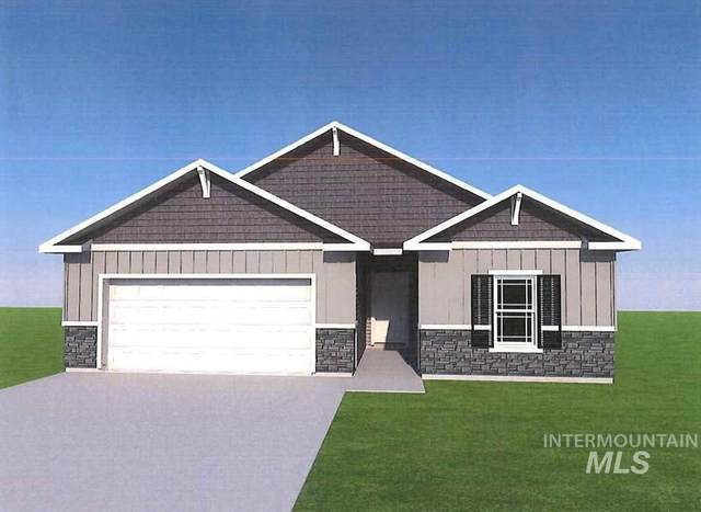 956 Magnolia, Burley, ID 83318 (MLS #98797818) :: Michael Ryan Real Estate