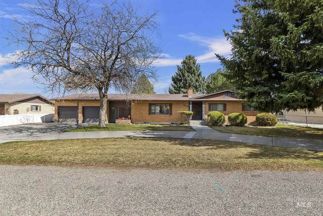 612 Highland Rd., Jerome, ID 83338 (MLS #98797858) :: The Bean Team