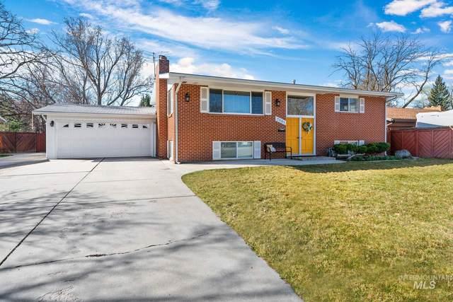 7101 W Folk Dr, Boise, ID 83704 (MLS #98797909) :: Bafundi Real Estate