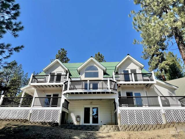 14 Card Creek, Garden Valley, ID 83622 (MLS #98798213) :: Adam Alexander