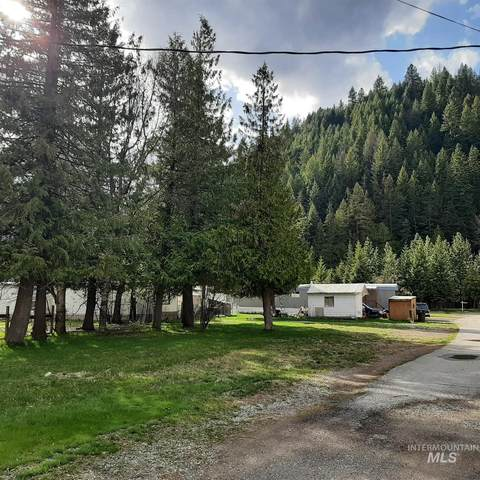 606 W Yellowstone 1 Mile West Of , Wallace, ID 83873 (MLS #98798383) :: City of Trees Real Estate