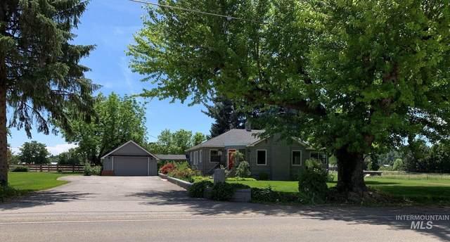 1143 E Beacon Light Rd, Eagle, ID 83616 (MLS #98798405) :: Adam Alexander