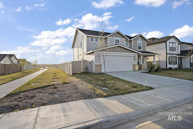 3406 S Bay Ridge Avenue, Nampa, ID 83686 (MLS #98798955) :: Team One Group Real Estate