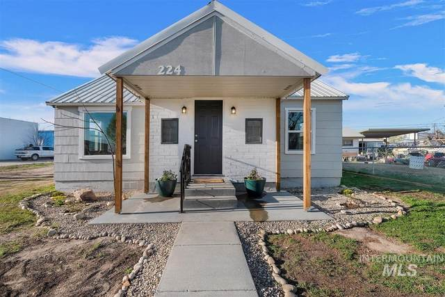 224 Anderson St, Caldwell, ID 83605 (MLS #98799011) :: Team One Group Real Estate