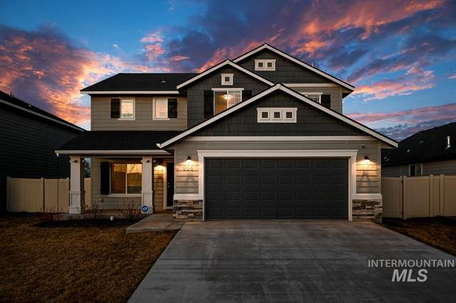 664 N. Ash Pine Way, Meridian, ID 83642 (MLS #98799117) :: Build Idaho