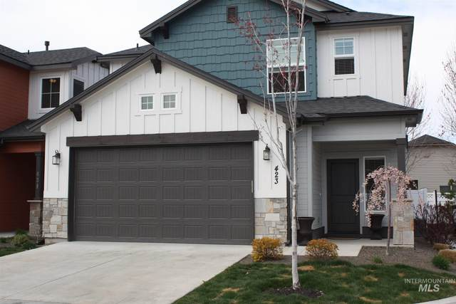 423 S Academy, Eagle, ID 83616 (MLS #98799221) :: Shannon Metcalf Realty