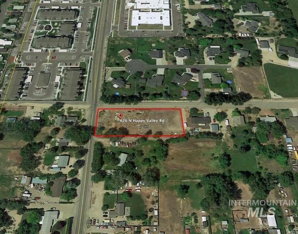 626 N Happy Valley Road, Nampa, ID 83687 (MLS #98799281) :: Silvercreek Realty Group