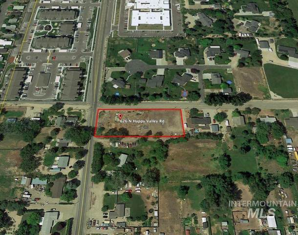 0 E. Orchard Avenue, Nampa, ID 83687 (MLS #98799282) :: Boise Valley Real Estate