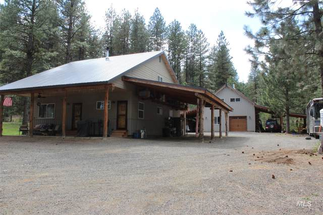 4022 Granite View Road, New Meadows, ID 83654 (MLS #98799298) :: Boise River Realty