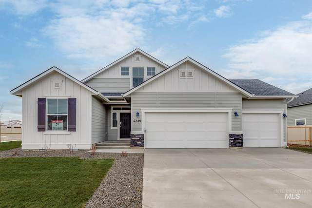 11336 W Viola St, Nampa, ID 83651 (MLS #98799374) :: Jon Gosche Real Estate, LLC