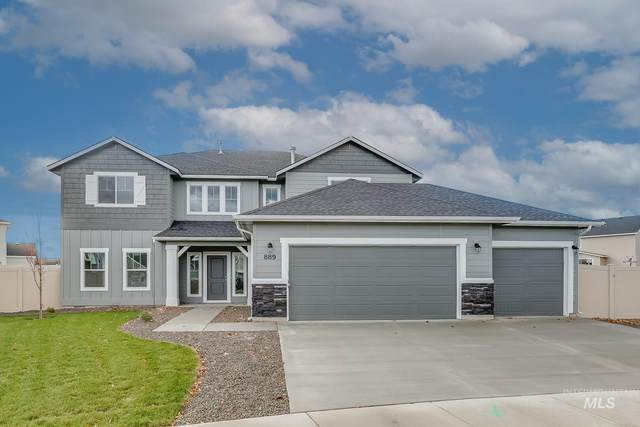 5441 N Willowside Ave, Meridian, ID 83646 (MLS #98799480) :: New View Team
