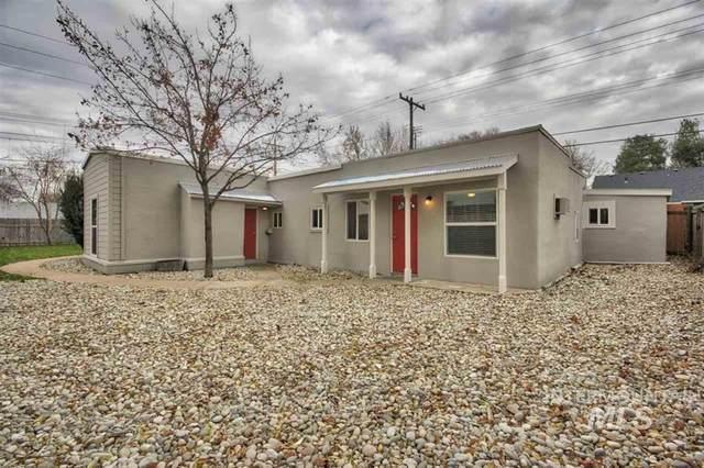 3377-3379 Nez Perce, Boise, ID 83705 (MLS #98799490) :: First Service Group