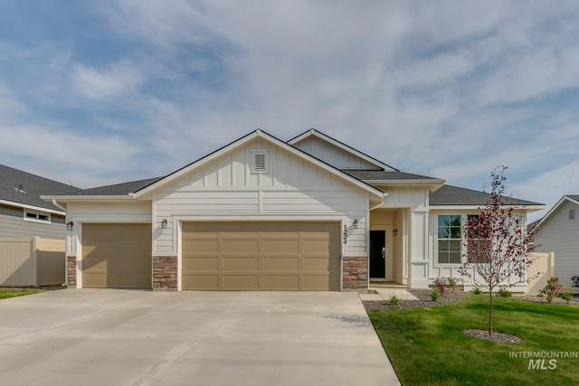5122 W Sands Basin Dr, Meridian, ID 83646 (MLS #98799496) :: New View Team