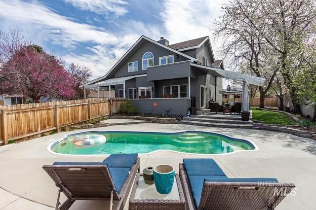 3455 S Bayporte, Boise, ID 83706 (MLS #98799535) :: Shannon Metcalf Realty