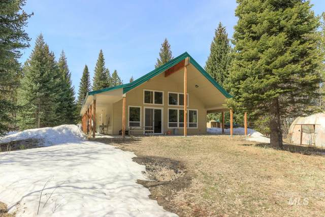 32 Shay, Cascade, ID 83611 (MLS #98800056) :: Epic Realty