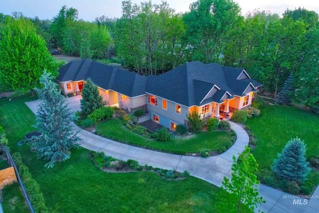 4319 W Catalpa, Boise, ID 83703 (MLS #98800291) :: Build Idaho