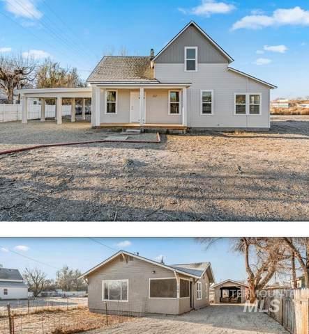 106 & 112 W Belmont Street, Caldwell, ID 83605 (MLS #98800333) :: Boise River Realty
