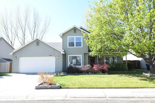 1113 W Edwards Ave, Nampa, ID 83686 (MLS #98800505) :: New View Team