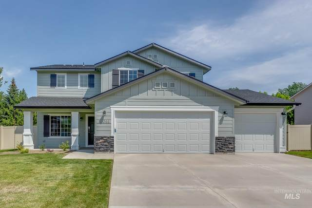 1529 W Nannyberry St, Kuna, ID 83634 (MLS #98800840) :: First Service Group