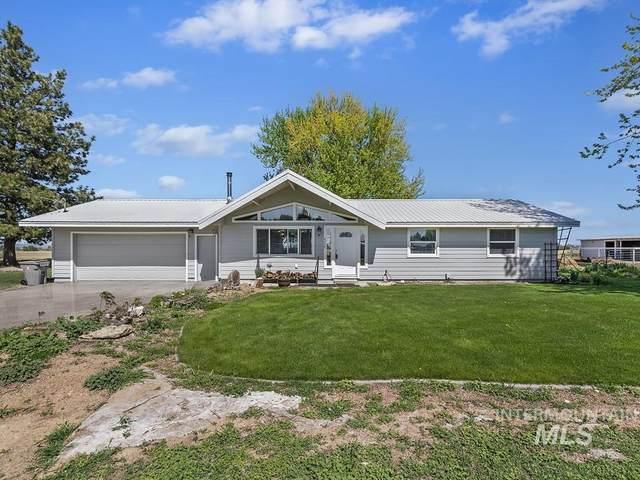 4739 Anderson Way, Nampa, ID 83687 (MLS #98801059) :: Michael Ryan Real Estate