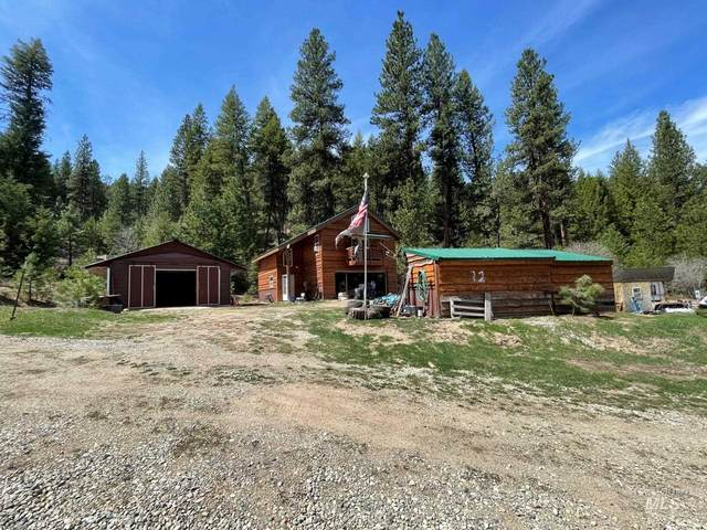 12 Valley View Way, Lowman, ID 83637 (MLS #98801505) :: City of Trees Real Estate