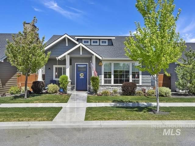 1262 E Summerheights Dr, Meridian, ID 83646 (MLS #98801800) :: Build Idaho
