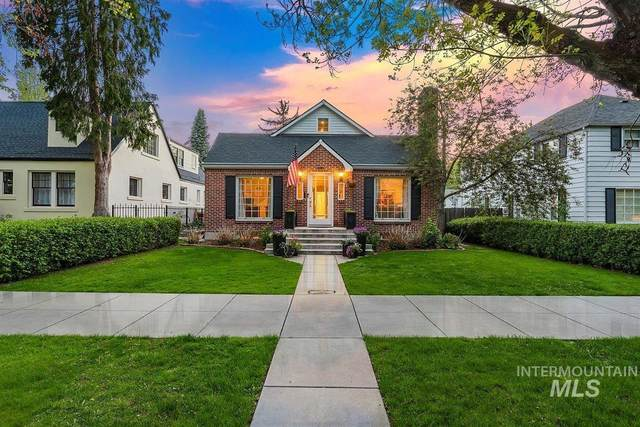 1605 Harrison Blvd, Boise, ID 83702 (MLS #98801983) :: City of Trees Real Estate