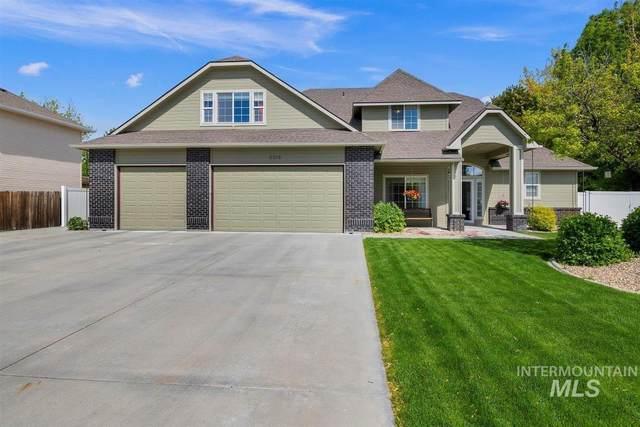 3216 S Kokomo Drive, Nampa, ID 83686 (MLS #98802126) :: City of Trees Real Estate