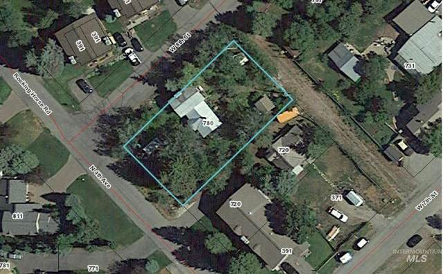 780 N 4th Avenue, Ketchum, ID 83340 (MLS #98802157) :: Michael Ryan Real Estate