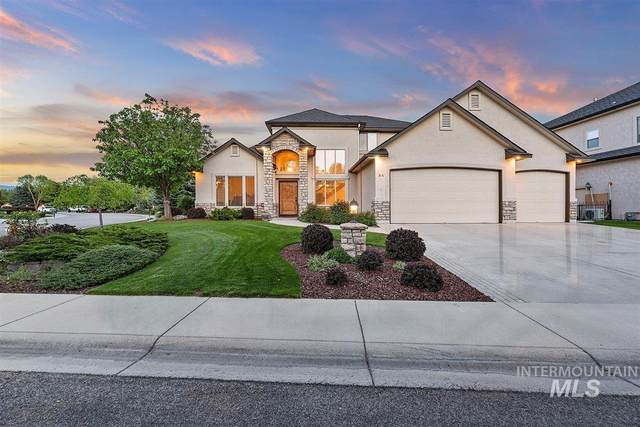 1816 S Riverford Pl, Eagle, ID 83616 (MLS #98802203) :: Scott Swan Real Estate Group