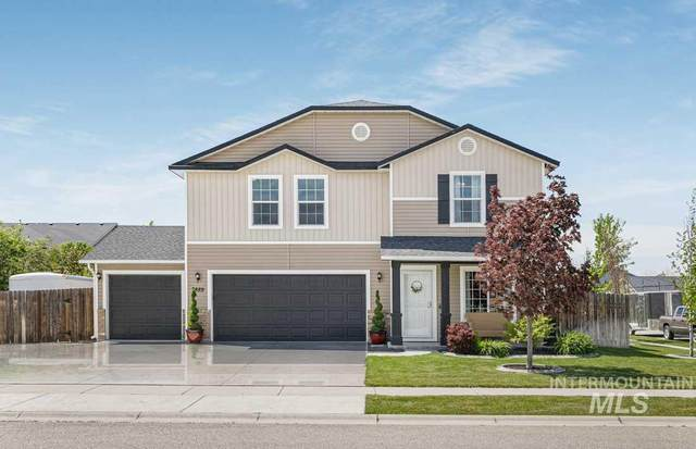 7889 E Bratton Dr, Nampa, ID 83687 (MLS #98802374) :: Minegar Gamble Premier Real Estate Services