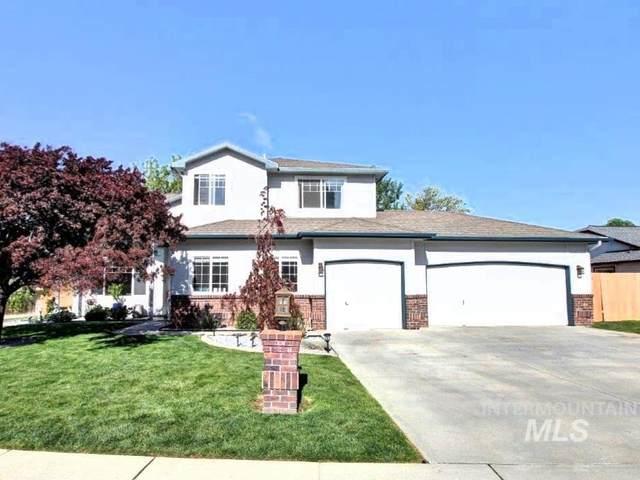 2505 S Culpeper Avenue, Boise, ID 83709 (MLS #98802397) :: Epic Realty