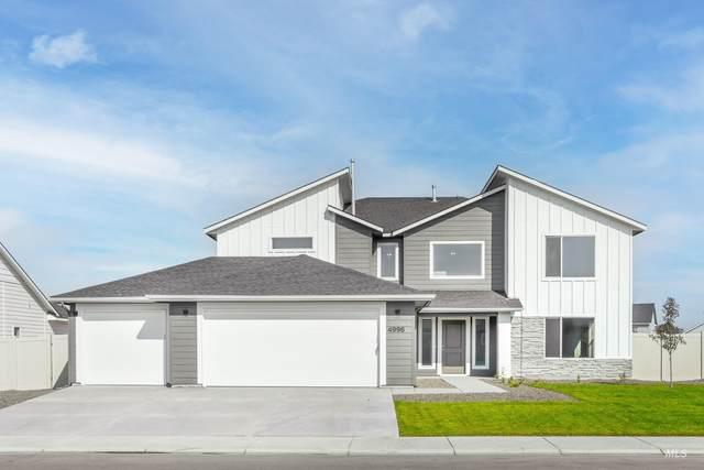4996 W Sands Basin Dr, Meridian, ID 83646 (MLS #98802543) :: Idaho Real Estate Advisors