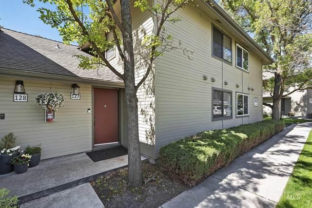 3623 S Gekeler Lane #127, Boise, ID 83706 (MLS #98802591) :: Build Idaho