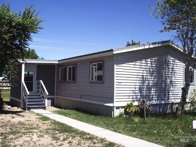 220 G Ave West, Jerome, ID 83338 (MLS #98802685) :: Michael Ryan Real Estate