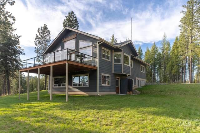 1290 S Fork Of Hangman Creek Rd, Outside City Limits, ID 83870 (MLS #98802690) :: Haith Real Estate Team