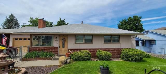 724 15th St, Clarkston, WA 99403 (MLS #98802821) :: Jon Gosche Real Estate, LLC