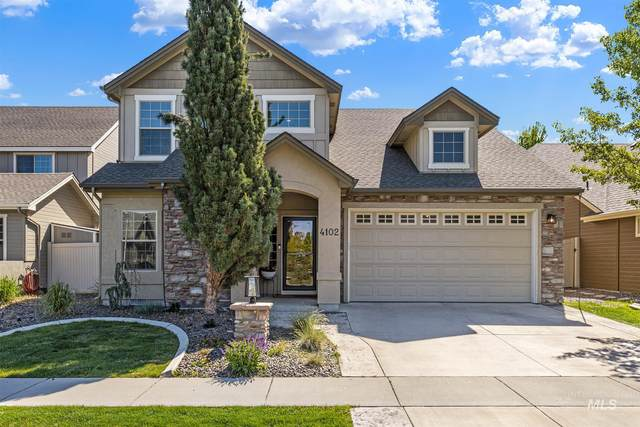 4102 S Burgo, Meridian, ID 83642 (MLS #98802933) :: Boise River Realty