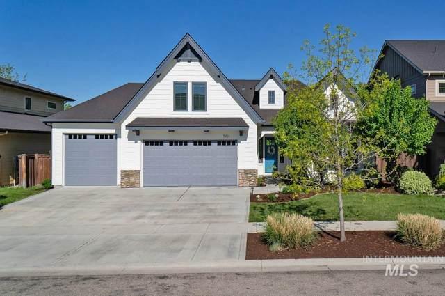 3951 S Bard, Boise, ID 83716 (MLS #98803061) :: Jon Gosche Real Estate, LLC