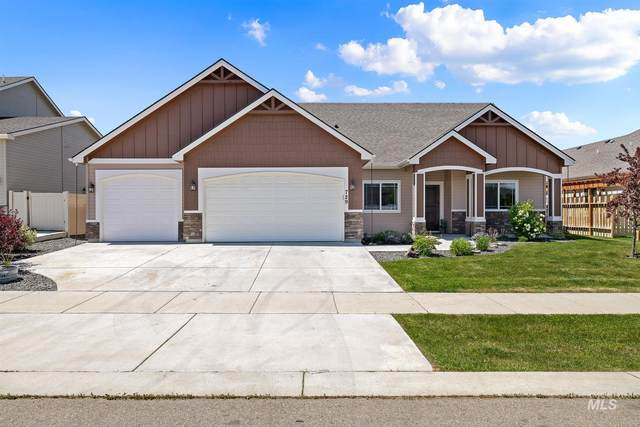 729 N Finsbury Way, Star, ID 83669 (MLS #98803188) :: Boise River Realty