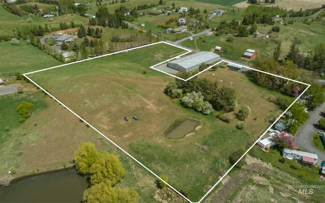 1825 N Polk Extension, Moscow, ID 83843 (MLS #98803285) :: Story Real Estate