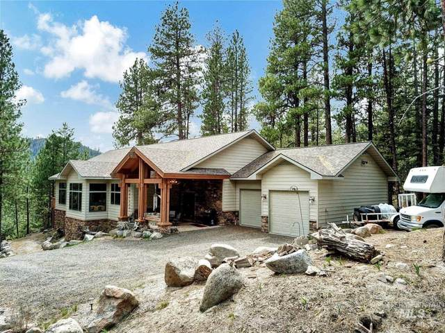 9753 Moore Drive, Smiths Ferry, ID 83611 (MLS #98803313) :: Beasley Realty