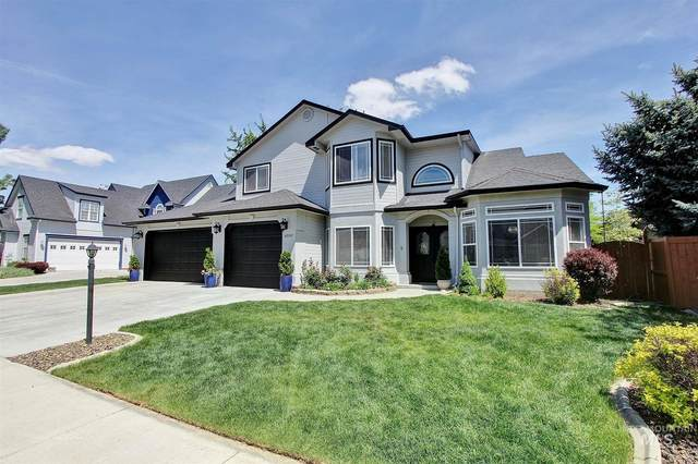 6090 N Queensburry Place, Boise, ID 83713 (MLS #98803388) :: Minegar Gamble Premier Real Estate Services