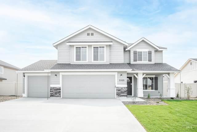 5105 W Sands Basin Dr, Meridian, ID 83646 (MLS #98803438) :: Idaho Real Estate Advisors